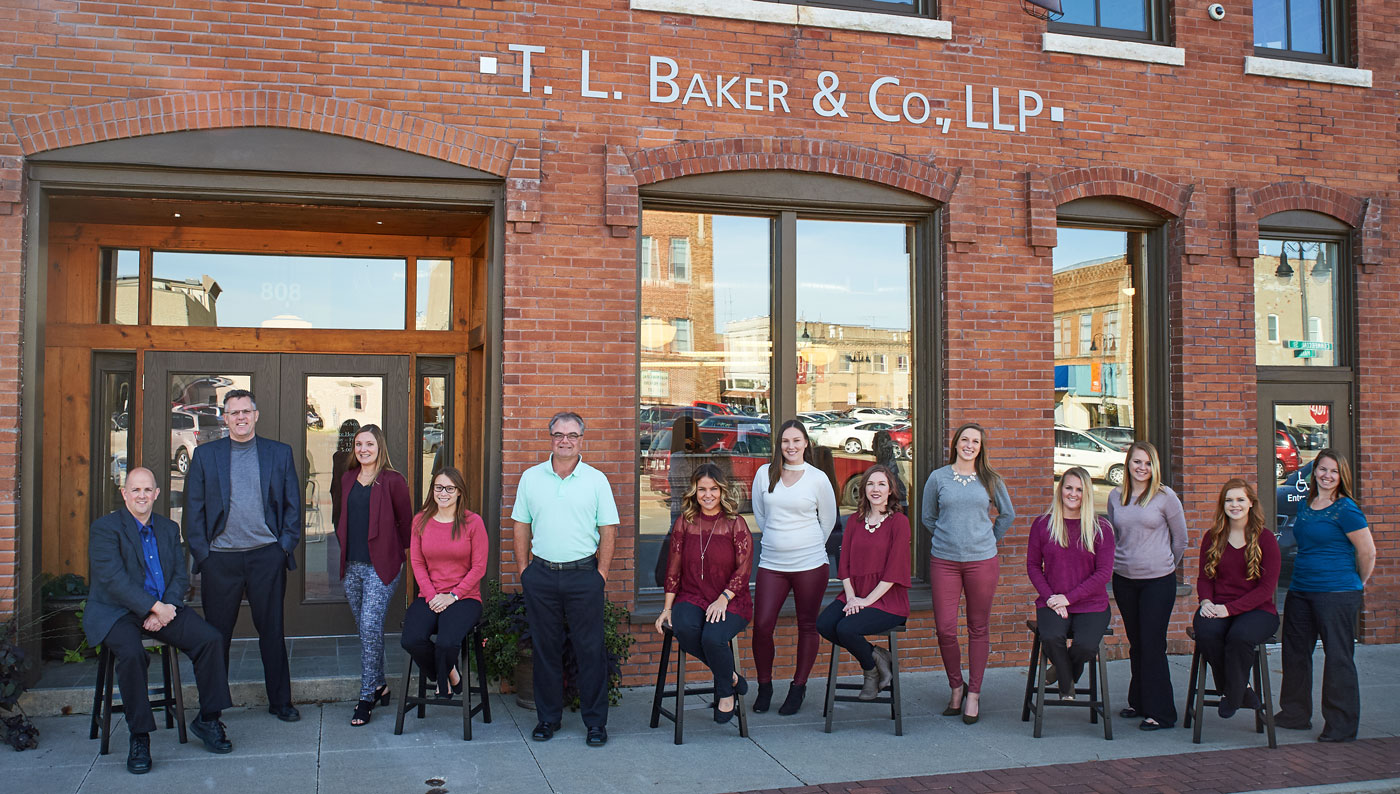 T. L. Baker & Co. Team Members